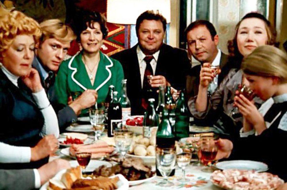 «Старый Новый год», 1981 год.