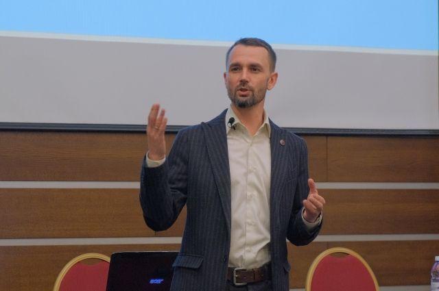 В Тюмени прошел авторский семинар «Гаджеты, учеба, секс»