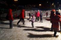 Зимой в Тюмени зальют более 100 ледовых площадок