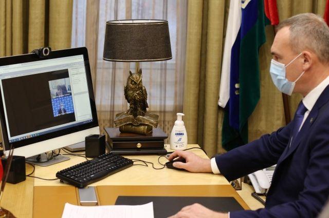 Руслан Кухарук провел личный прием по вопросам аварийности домов
