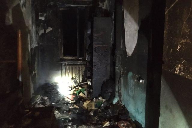 В Житомирской области в общежитии лицея произошел пожар: один человек погиб.