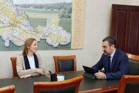 В Оренбурге заместителем начальника управления информационной политики назначена Юлия Бородина.