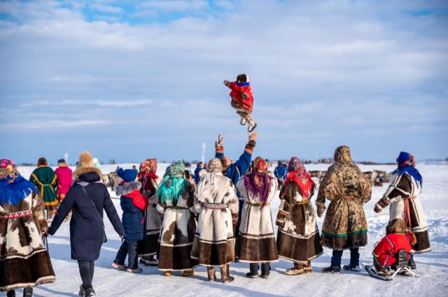 В Новый год на Ямал: какие развлечения предлагает тюменцам Север?