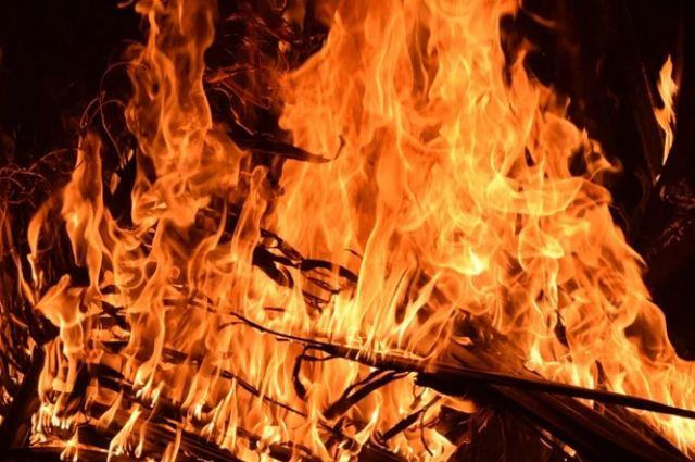 Возгорание произошло утром 3 декабря