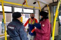 По правилам кондукторы обязаны вести работу с пассажирами по соблюдению противовирусных мер.