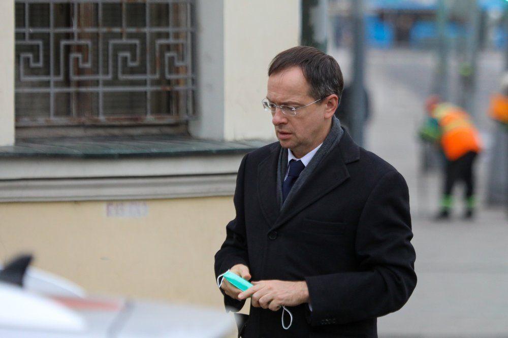 Помощник президента РФ, председатель Российского военно-исторического общества (РВИО) Владимир Мединский.
