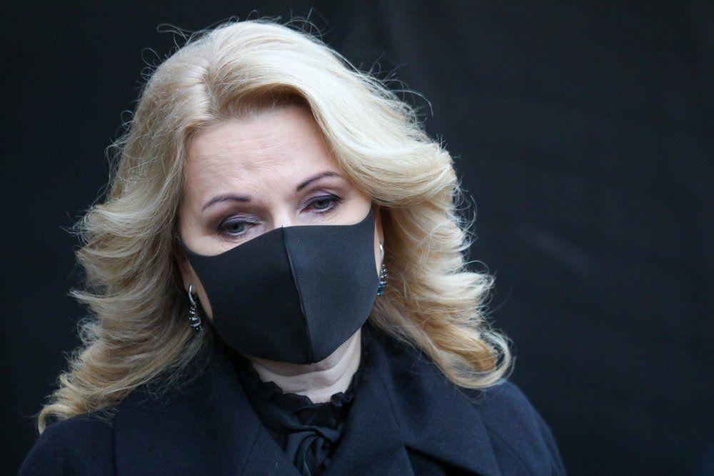 Заместитель председателя правительства РФ Татьяна Голикова.