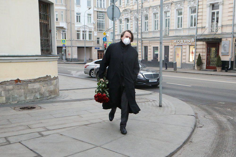 Генеральный директор «Первого канала» Константин Эрнст.