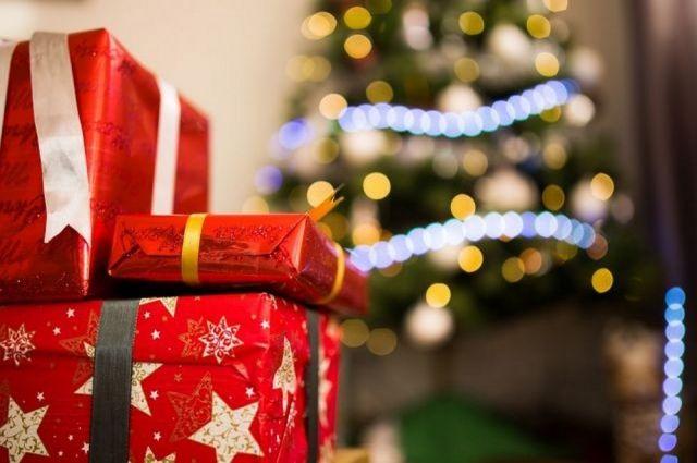 Новогоднее путешествие. Дед Мороз побывает в гостях у детей из Удмуртии