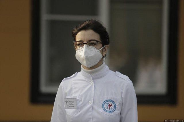 Показания для КТ при коронавирусе назвала главврач псковской больницы