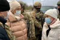 Стороны Украины и ОРДО на КПВВ в Новотроицком обсудили ряд вопросов.