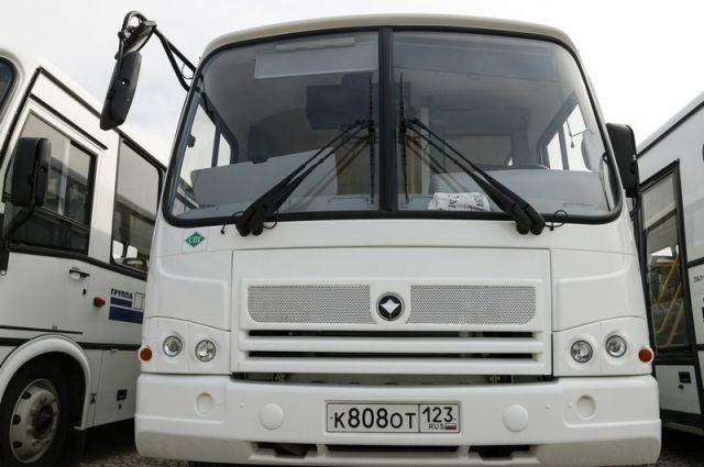 Маршрут автобуса № 1 в Краснодаре продлят до поселка Российского