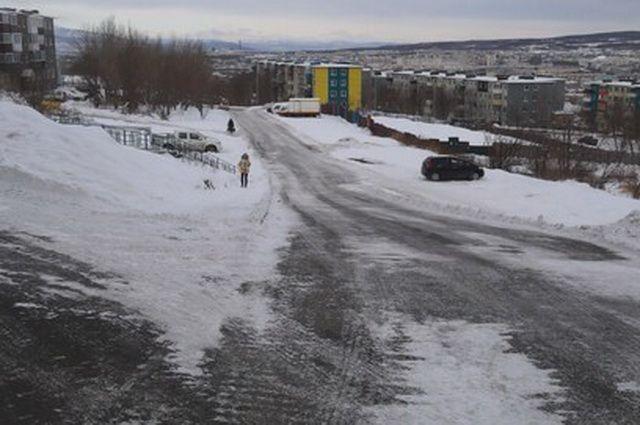 Улицу Автомобилистов в Петропавловске отремонтировали