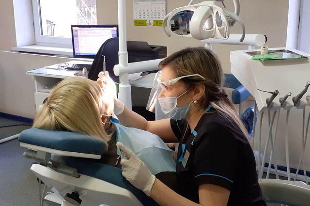 В поликлинике горбольницы № 2 заработал новый стоматологический кабинет