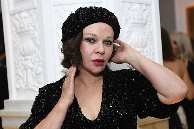 Елена Валюшкина.