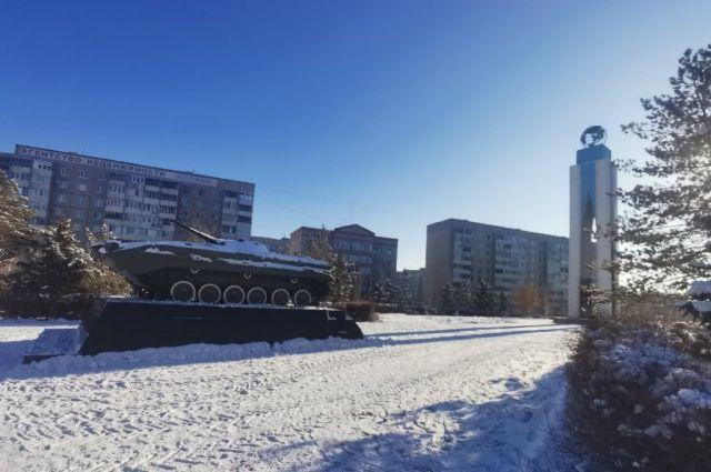 В Новотроицке в зиму начали долгожданный ремонт сквера воинов-интернационалистов.