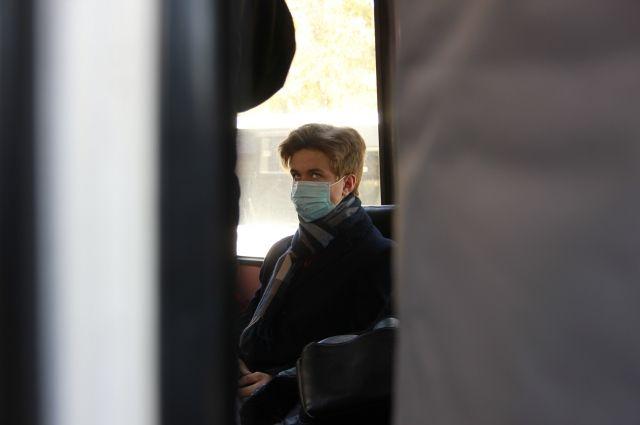 3979 пассажиров и 607 работников заразились коронавирусом в общественном транспорте Новосибирска.