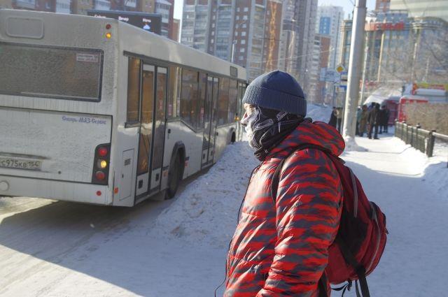 На Новосибирскую область надвигаются морозы до -38 градусов. Как защитить руки и лицо от обморожения, рассказал новосибирский врач.