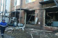 Третьего декабря на трикотажной фабрике прогремел взрыв.