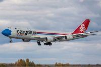 Западно-Сибирская транспортная прокуратура организовала проверку инцидента с самолетом Boeing-747-800