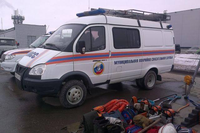 Проезжавший мимо автомобилист вызвал спасателей
