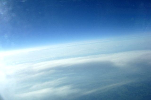 Над Лабытнанги наблюдали лентикулярные облака