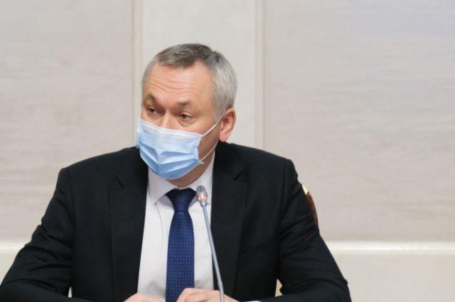 Губернатор Новосибирской области Андрей Травников спрогнозировал рост заболеваемости гриппом, ОРВИ и коронавирусом в регионе в новогодние праздники.