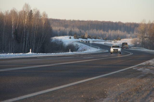 Для автолюбителей созданы безопасные и комфортные условия на трассе.
