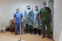 В Оренбургскую областную клиническую больницу приезжала федеральная проверка.