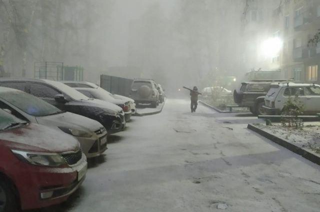 Синоптики Западно-Сибирского Гидрометцентра уточнили прогноз погоды в Новосибирской области на 8 декабря.