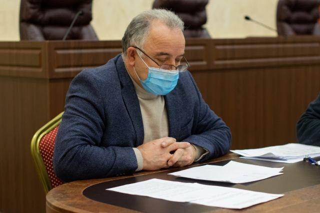 Сергея Хлуткова пригласил глава Коми.