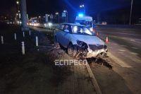 В Киеве водитель такси умер за рулем.