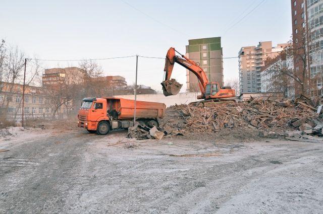 Сейчас идёт подготовка площадки для строительства нового ЖК, возведение которого начнется в 2021 году.