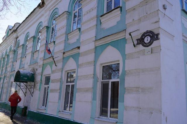 Одну из старейших школ Оренбурга вновь «вернут в строй» к 1 сентября 2021 года.
