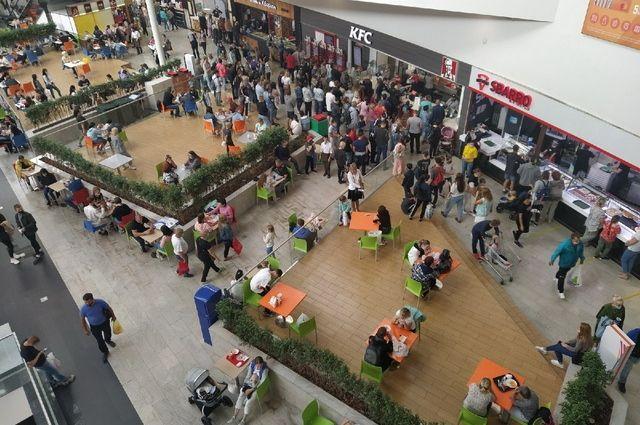 Магазинные воришки активизировались перед Новым годом.