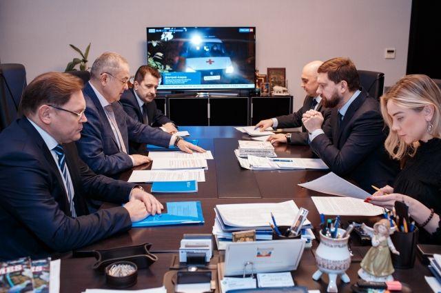 Возможности для развития культуры и экономики КМНС обсудили 3 декабря в Москве.