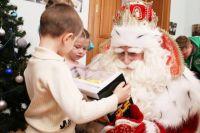 4 декабря Всероссийский Дед Мороз из Великого Устюга и ведущая информационной программы «Сегодня» Елена Спиридонова перенеслись в Тюмень.
