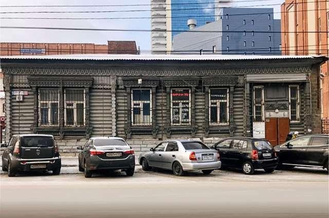 Нынешний вид здания.