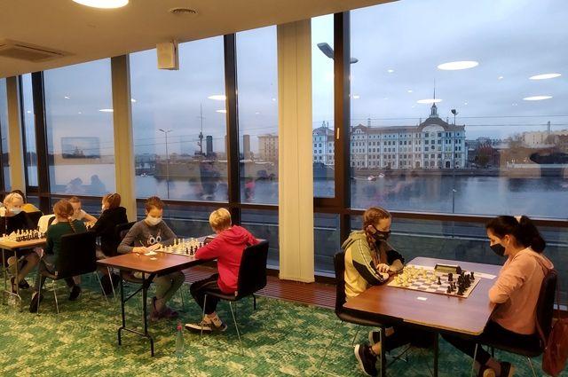 Калининградские шахматисты стали лучшими на Северо-Западе