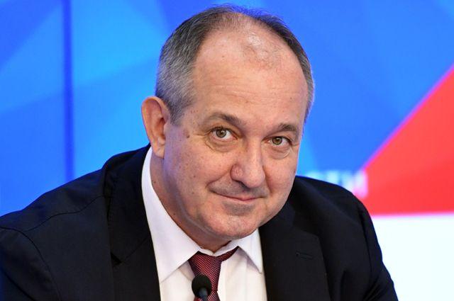 Владимир Евсеев, заведующий отделом Института стран СНГ.