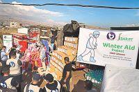 Месяц назад мусульмане Москвы побывали в Ливане, куда привезли гуманитарную помощь сирийским беженцам.