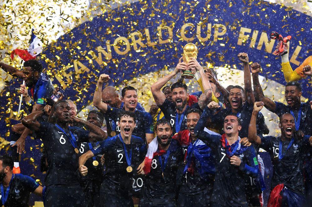 На третьем месте оказался чемпионат мира по футболу в России 2018 года — 14,39% респондентов.