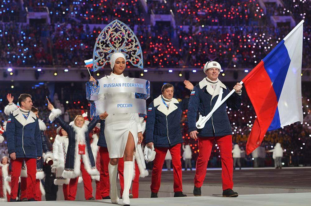 Чуть меньше — 7,58% — отдали голос зимней Олимпиаде в Сочи в 2014 году.
