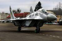 Воздушные силы ВСУ получили модернизированный истребитель МиГ-29МУ1.