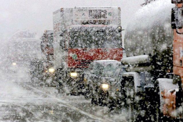 Нестабильная погода ожидает жителей Новосибирской области сегодня, 9 декабря.