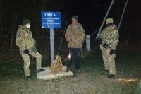 Украинец пытался незаконно попасть на территорию Молдовы.