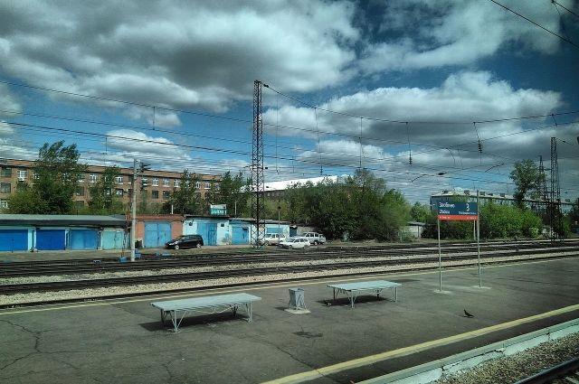 Женщина вышла на станции Злобино и пропала.