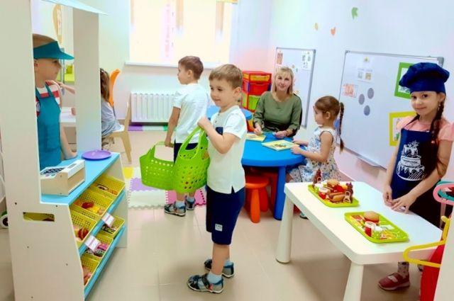 Новый детский сад открыли в тюменском микрорайоне Суходолье