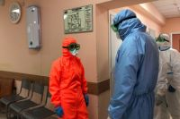 «Для поднятия рейтинга»: министр здравоохранения Оренбуржья Татьяна Савинова посетила «красную зону».