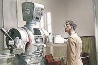 «Мы должны приносить людям пользу!» Кадр из фильма «Его звали Роберт», 1967 г.